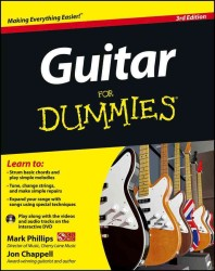 Guitar for Dummies (For Dummies (Sports & Hobbies)) (3 PAP/DVDR)
