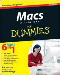 Macs All-in-One for Dummies (For Dummies (Computer/tech)) (3RD)