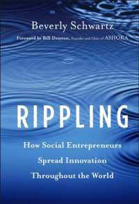 Rippling : How Social Entrepreneurs Spread Innovation Throughout the World