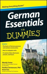 German Essentials for Dummies (For Dummies (Language & Literature)) (Bilingual)