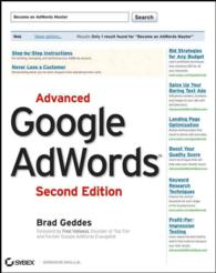 Advanced Google AdWords (2ND)