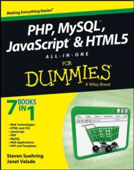 PHP, MySQL, JavaScript &amp; HTML5 All-in-One for Dummies (For Dummies (Computer/tech))
