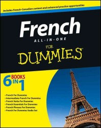 French All-in-One for Dummies (For Dummies (Language & Literature)) (PAP/COM BL)