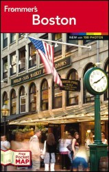 Frommer's Boston (Frommer's Boston) (28 PAP/MAP)
