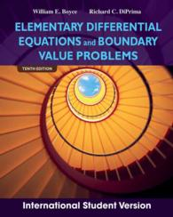 Elementary Differential Equations and Boundary Value Problems (International Student Version) (10TH)