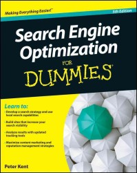 Search Engine Optimization for Dummies (For Dummies (Computer/tech)) (5TH)