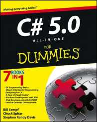 C# 5.0 All-in-One for Dummies (For Dummies (Computer/tech)) (PAP/PSC)