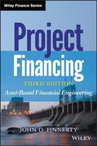Project Financing : Asset-Based Financial Engineering (Wiley Finance) (3RD)