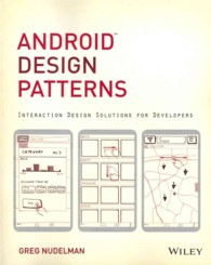 Android Design Patterns : Interaction Design Solutions for Developers