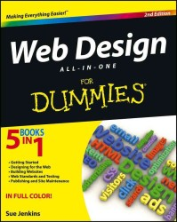 Web Design All-in-One for Dummies (For Dummies (Computer/tech)) (2ND)