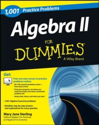 1,001 Algebra II Practice Problems for Dummies (For Dummies (Math & Science))