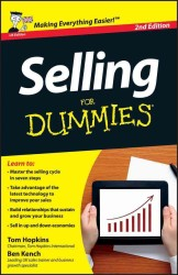 Selling for Dummies -- Paperback (2 Rev ed)