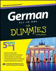 German All-in-One for Dummies (For Dummies (Language & Literature)) (PAP/CDR BL)