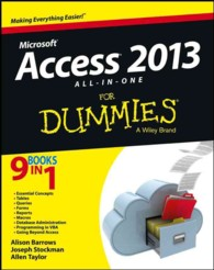 Access 2013 All-in-One for Dummies (For Dummies (Computer/tech))