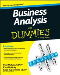 Business Analysis for Dummies (For Dummies (Business & Personal Finance))