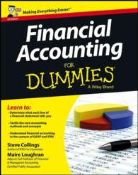 Financial Accounting for Dummies : UK Edition (For Dummies (Business & Personal Finance))