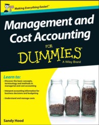 Management and Cost Accounting for Dummies : UK Edition (For Dummies (Business & Personal Finance)) (2ND)
