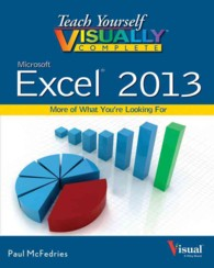 Teach Yourself Visually Complete Excel 2013 (Teach Yourself Visually)
