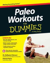 Paleo Workouts for Dummies (For Dummies (Health & Fitness))