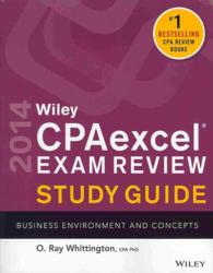 Wiley CPAexcel Exam Review 2014 <4 vols.> (4 vols.)