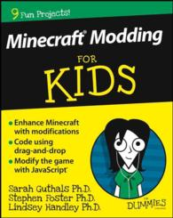 Minecraft Modding for Kids for Dummies (For Kids for Dummies)