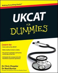 Ukcat for Dummies (2ND)