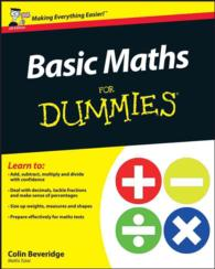 Basic Maths for Dummies -- Paperback (UK ed)
