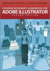 Fashion Designer's Handbook for Adobe Illustrator -- Paperback (2 Rev ed)