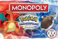 Monopoly : Pokemon - Kanto Region Edition (BRDGM)