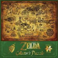 The Legend of Zelda Collectors Puzzle : 550 Pieces (PZZL)