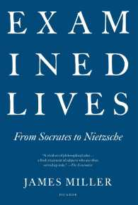 Examined Lives : From Socrates to Nietzsche