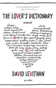 The Lover&#039;s Dictionary (Reprint)