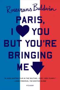 Paris, I Love You but You're Bringing Me Down (Reprint)