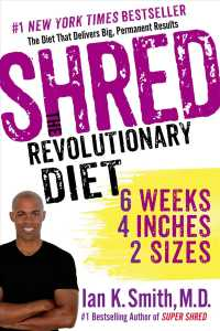 Shred : The Revolutionary Diet: 6 Weeks 4 Inches 2 Sizes (Reprint)