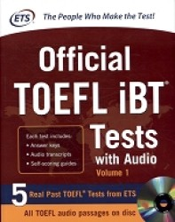 Official Toefl IBT Tests Vol 1 W/Cd