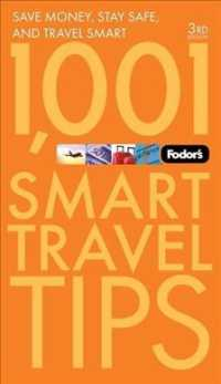 Fodor's 1,001 Smart Travel Tips (Fodor's 1,001 Smart Travel Trips) (3 Original)