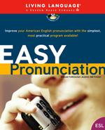 Easy Pronunciation Breakthrough Audio Method! (6-Volume Set) : Improve Your American English Pronunciation with the Simplest, Most Practical Program A