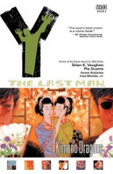 Y, the Last Man 8 : Kimono Dragons (Y the Last Man (Graphic Novels))