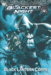 Blackest Night : Black Lantern Corps (Blackest Night: Black Lantern Corps)
