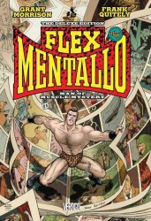 Flex Mentallo : Man of Muscle Mystery (Flex Mentallo) (Deluxe)