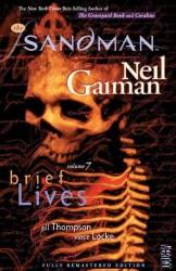 The Sandman 7 : Brief Lives (Sandman (Graphic Novels))