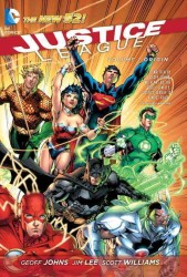Justice League 1 : Origin (Justice League)