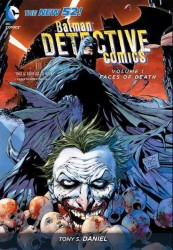Batman- Detective Comics 1 : Faces of Death (Batman- Detective Comics)