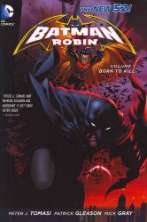 Batman and Robin 1 : Born to Kill (Batman and Robin)
