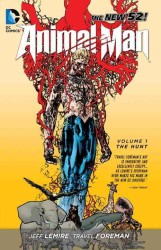 Animal Man 1 : The Hunt (Animal Man)