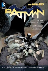 Batman 1 : The Court of Owls (Batman)