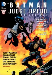 Batman/Judge Dredd : Judgment on Gotham (The Batman/judge Dredd Collection)
