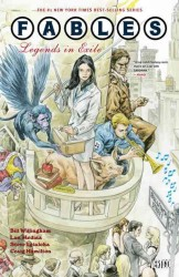 Fables 1 : Legends in Exile (Fables (Graphic Novels))