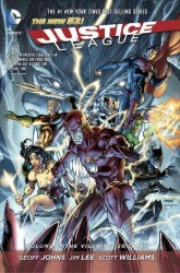 Justice League 2 : The Villain's Journey (Jla (Justice League of America) (Graphic Novels))