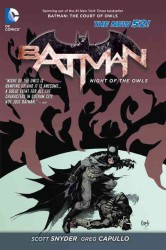 Batman : The Night of the Owls (The New 52) (Batman)